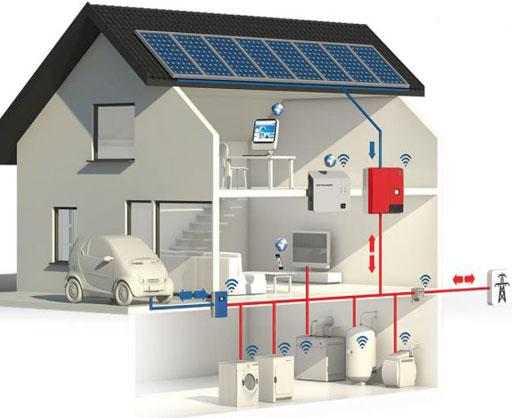 instalacion placas solares puntos de recarga