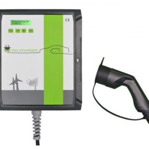 cargador coche electrico Wallbox POLICHARGER PRO-T23F